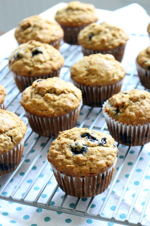 banana-blueberry-oat-muffins-3