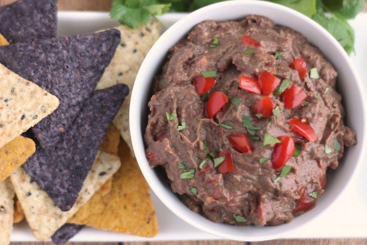 BlackBean-Hummus