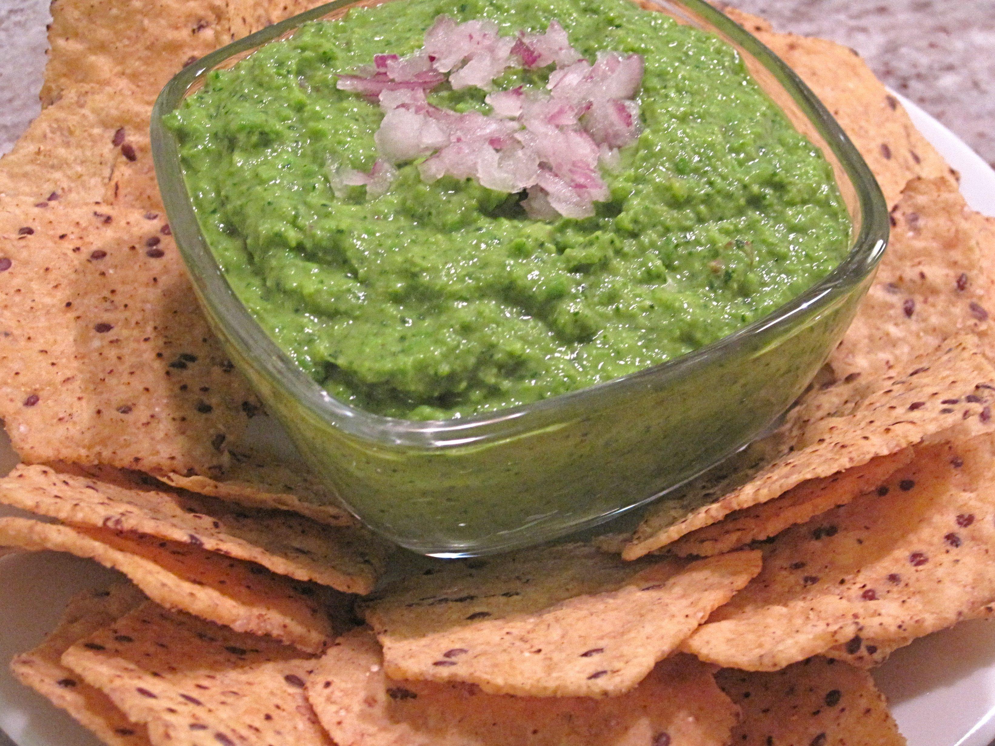 green-pea-guacamole