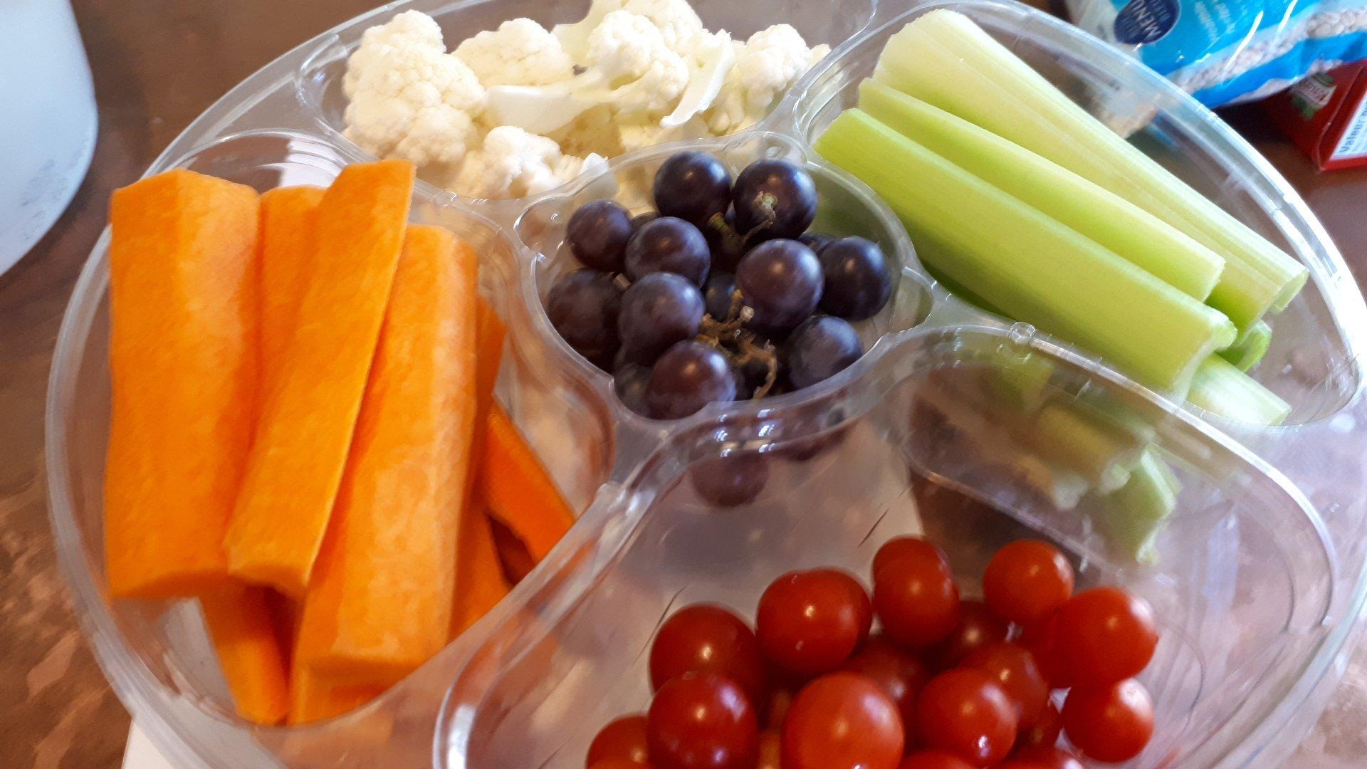 veggie-tray