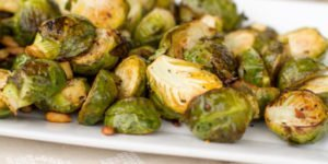 Lemon-Roasted-Brussel-Sprouts