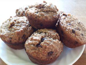 gluten-dairy-free-banana-muffins
