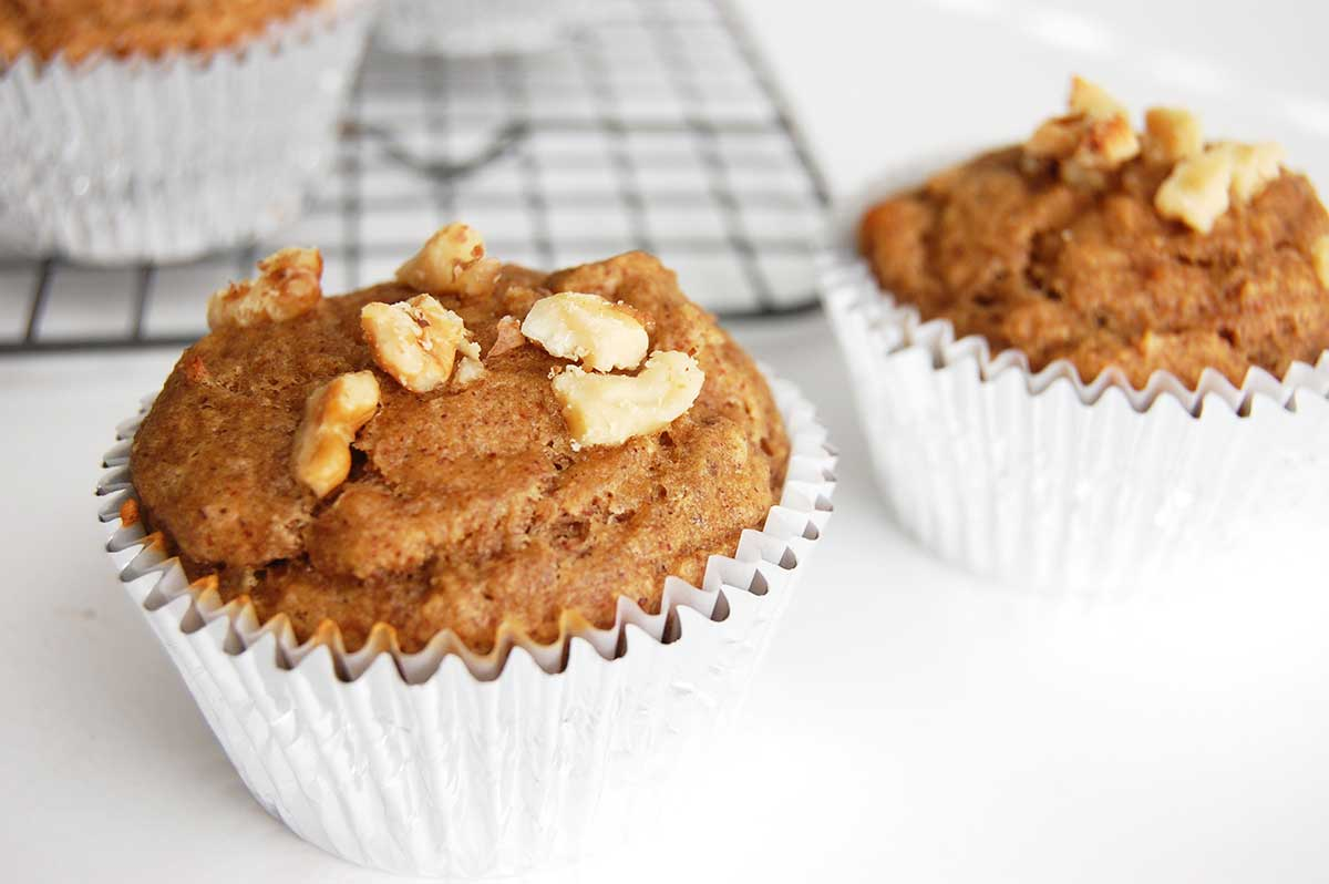 banana-paleo-muffins